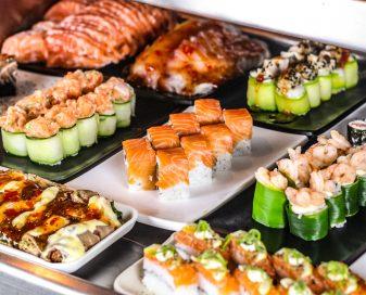 Qual a diferença dos tipos de sushis?