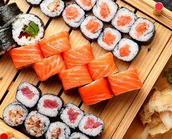 Curiosidades sobre o sushi